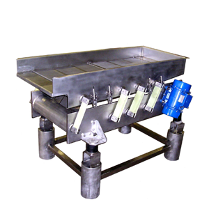 Shakers for Food Processing